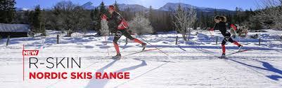 Skis Nordiques R Skin De Rossignol