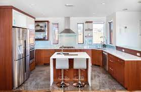 25 U Shaped Kitchen Designs Pictures Designing Idea