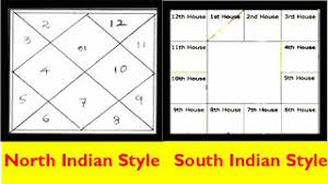 South Indian Natal Chart Astrosay