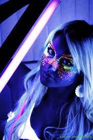 black light party makeup 79 best glow parties images on parties neon party