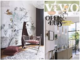 Design Behang Van Stories On The Wall In De Media