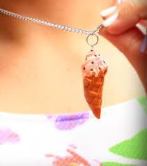 polymer clay jewelry idea
