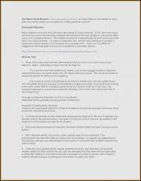 How To Make A One Page Resume One Page Sample E Summary Examples Of 1 Word Best For