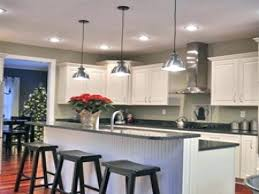 kitchen with island bench hanging lights for pendant regarding designs pictures kit
