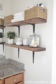 Stack your shelving.