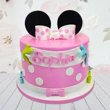 Mickey Mouse Cake Cake Delivery Chennai Order Flower Online Chennai