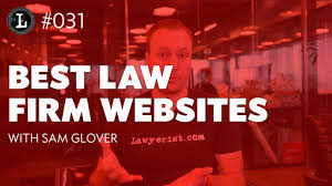 Best Law Firm Websites Lawyer Website Designers 2018 Edition