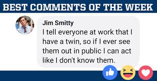 The 10 Best Comments of the Week 6/9