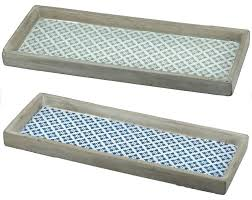Decorative Serving Trays With Handles Fantastic Decorative Serving Trays Ab Home Narrow Decorative Trays 100 86