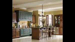 Two Tone Kitchen Cabinet Two Tone Kitchen Cabinets Youtube