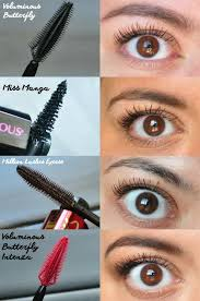 review and parisons of l oreal voluminous erfly intenza and other l oreal mascaras