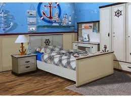 atlas kids single bed 120x200