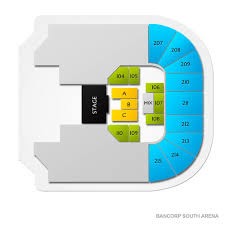 Bancorpsouth Arena 2019 Seating Chart