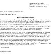 Free Examples Of Cover Letters - Formats For CV/Resume