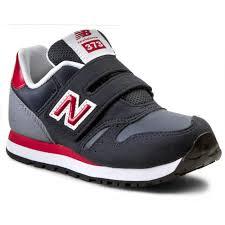 new balance kids velcro. shoes new balance - kv373gdy granatowy new balance kids velcro e