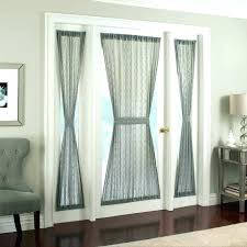 door curtains ideas patio curtain doorway front glass back