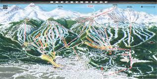 breckenridge map trail gondola colorado ski slopes co breckconnect