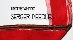 What Needles Can Be Used With A Serger Sewing Parts
