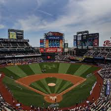 Citi Field Seating Chart Stubhub How Citi Fields New Dimensions Have Affected Mets Hitters