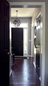 how to paint interior doors black update brass hardware