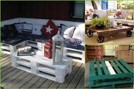 creative things to do with pallets. coffee table with pallets (4) creative things to do i