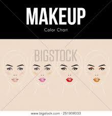 Eyeliner Chart How To Make Ideal Color Chart For A Make Up Eyeliner