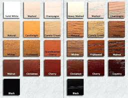 Shades Of Wood Furniture Stain Colors For Wooden  Tasteoftulum.me