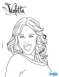 Images De Violetta Coloriage Imagui Coloriage Gratuit Violetta