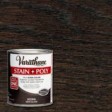 kona stain and polyurethane