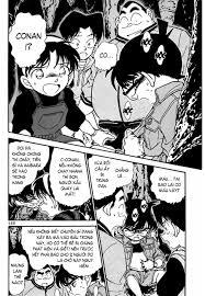 Thám Tử Lừng Danh Conan - Chap 252