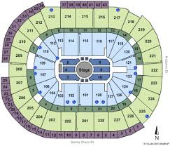 Sap Center Tickets And Sap Center Seating Charts 2019 Sap