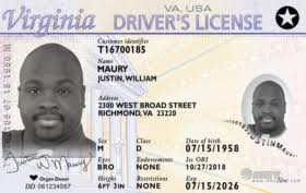 In Issuing Real Flights Board Dmv Driver's Begins Wtvr 2020 Needed Licenses To com Id