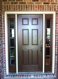 Front Doors : Diy Paint Metal Front Door Front Door Ideas How To ...
