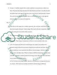 Physics Essay Example Topics And Well Written Essays 750