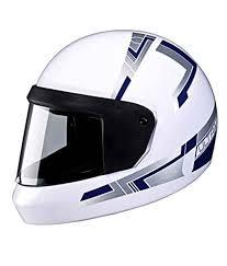 Studds Full Face Helmets Ultra White Size L 580 Mm