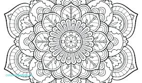 Flower Mandala Coloring Pages Pdf Image 0 Coloring Pages For Kids
