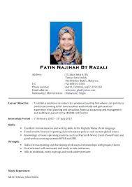 Examples Of Resume For Job Application Joefitnessstore Com