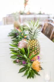 Tropical + Colorful Wedding in Kauai Botanical Garden