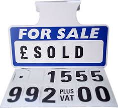 auto for sale sign 10 x for sale sign board car price pricing sun visor vehicle auto