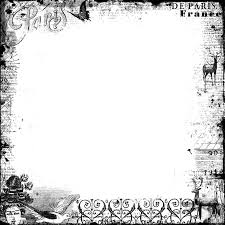 antique frame border png. HGGraphicDesigns PNG Frame: Vintage French By Antique Frame Border Png