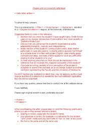 Teacher Recommendation Template 50 Amazing Recommendation Letters For Student From Teacher