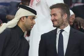David Beckham slammed for $200 million ambassadorship deal with Qatar