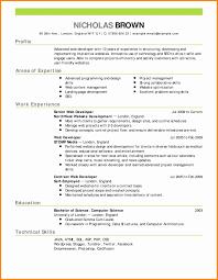 Sample Sap Basis Resume Best Of 7 Sample Of Resume Resume