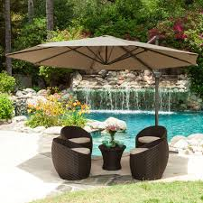 outdoor patio furniture featuring