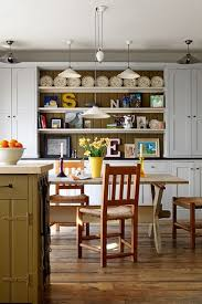 Fitted Wooden Dresser  Kitchen Design HouseandgardencoukCountry Style Shelves