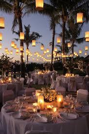 outdoor wedding lighting decoration ideas. Farolillos Para Adornar Las Bodas Nocturnas Outdoor Wedding Lighting Decoration Ideas D
