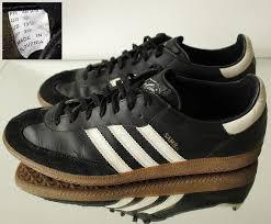 adidas 92 trainers. adidas samba trainers leather sneaker uk12 12.5 eu46-47 us13 great slovenia 1992 92