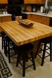 Butchers Block Kitchen Table 25 Best Ideas About Butcher Block Tables On Pinterest Butcher