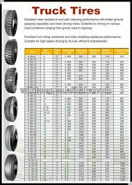 22 5 Truck Tire Size Chart Tire Sizes Super Single Tire Sizes