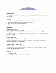 Writing A Good Resume Resume Sample For Sales Girl New 100 Unique Good Resume Samples 43